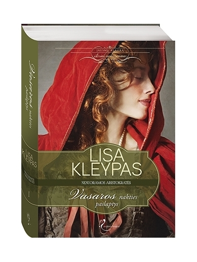 Lisa Kleypas. Vasaros nakties paslaptys (1 knyga)