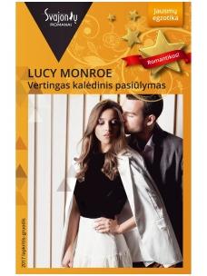 Lucy Monroe. Vertingas kalėdinis pasiūlymas (2017 lapkritis–gruodis)
