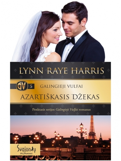 Lynn Raye Harris. Galingieji Vulfai. Azartiškasis Džekas (5 knyga)