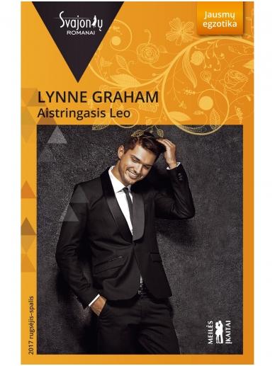 Lynne Graham. Aistringasis Leo (2017 rugsėjis–spalis)