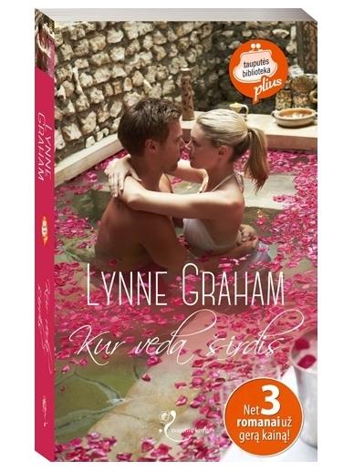 Lynne Graham. Kur veda širdis