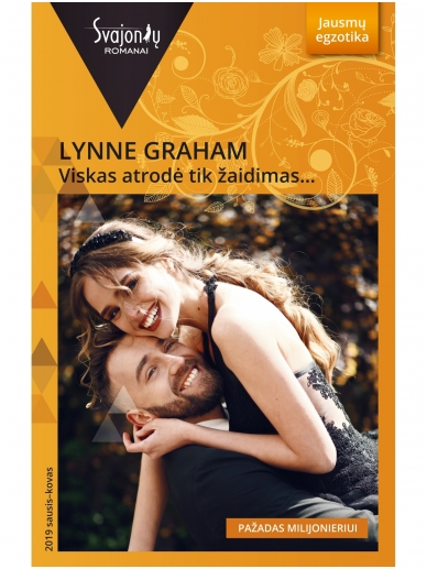 Lynne Graham. Viskas atrodė tik žaidimas... (2019 sausis–kovas)