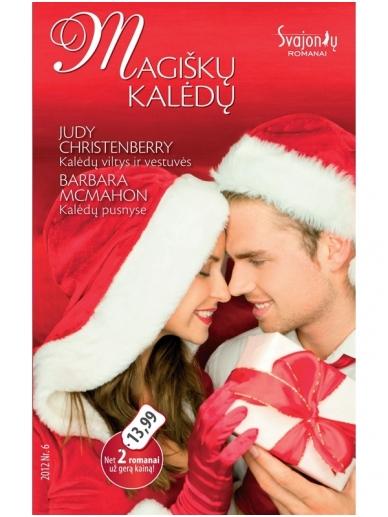 Magiškų Kalėdų (2012 Nr. 6)