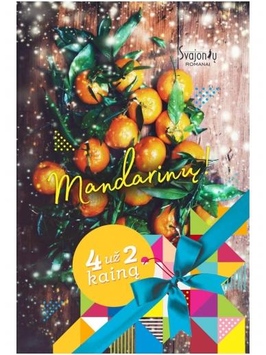 Mandarinų!
