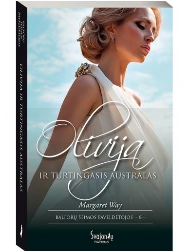 Margaret Way. Olivija ir turtingasis australas (8 knyga)