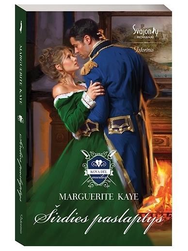 Marguerite Kaye. Širdies paslaptys (1 knyga)