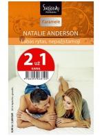 Natalie Anderson. Labas rytas, nepažįstamoji (2014 lapkritis–gruodis)