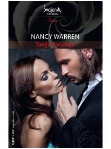 Nancy Warren. Tango Paryžiuje (2011 rugsėjis-spalis)