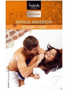 Natalie Anderson. Atsargiai - vyrai! (2013 kovas - balandis)