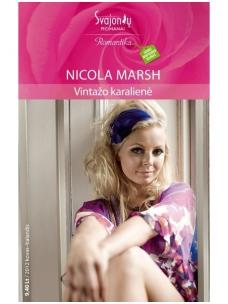 Nicola Marsh. Vintažo karalienė (2012 kovas-balandis)
