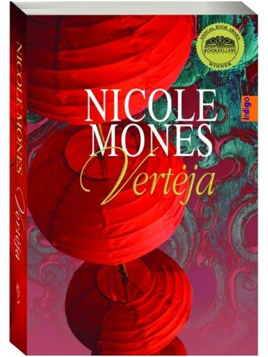 Nicole Mones. Vertėja
