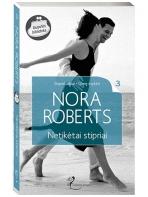 Nora Roberts. Netikėtai stipriai (3 knyga)