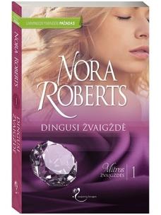 Nora Roberts. Dingusi žvaigždė (1 knyga)