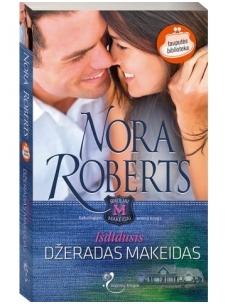Nora Roberts. Išdidusis Džeradas Makeidas (2 knyga)