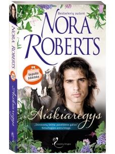 Nora Roberts. Aiškiaregys (2 knyga)