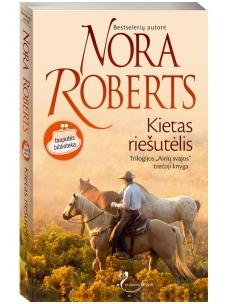 Nora Roberts. Kietas riešutėlis (3 knyga)