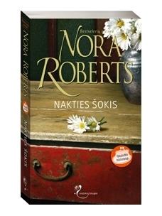 Nora Roberts. Nakties šokis