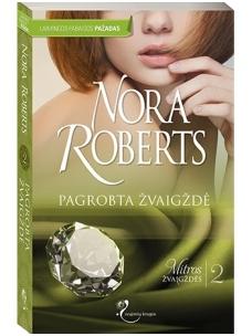Nora Roberts. Pagrobta žvaigždė (2 knyga)