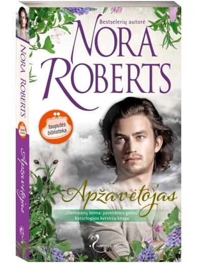 Nora Roberts. Apžavėtojas (4 knyga)