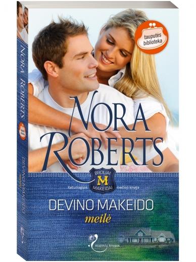 Nora Roberts. Devino Makeido meilė (3 knyga)