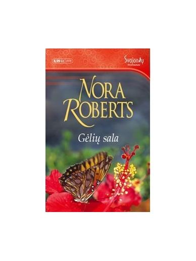 Nora Roberts. Gėlių sala