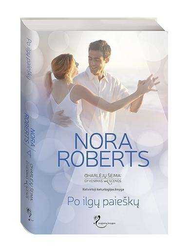Nora Roberts. Po ilgų paieškų (4 knyga)