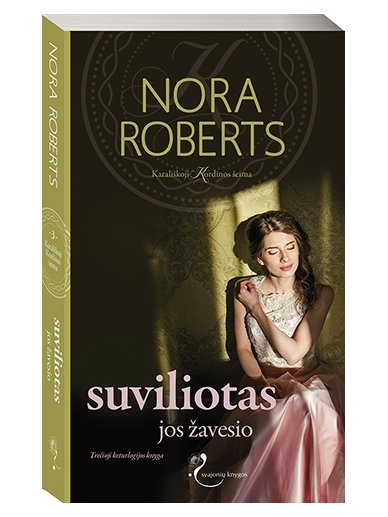 Nora Roberts. Suviliotas jos žavesio (3 knyga)