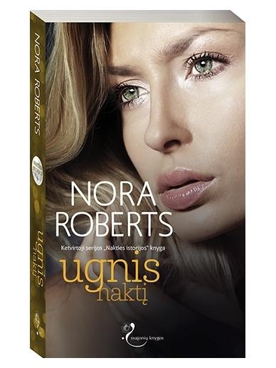 Nora Roberts. Ugnis naktį (4 knyga)