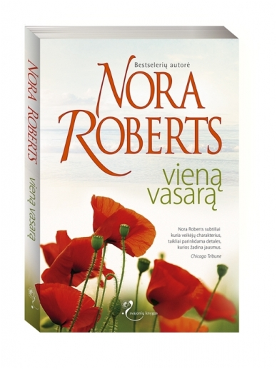 Nora Roberts. Vieną vasarą