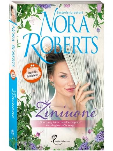Nora Roberts. Žiniuonė (3 knyga)