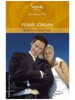 Penny Jordan. Įsakmus bučinys (2011 sausis-vasaris)