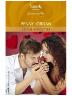 Penny Jordan. Saldus gundymas (2011 kovas-balandis)