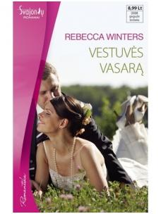 Rebecca Winters. Vestuvės vasarą