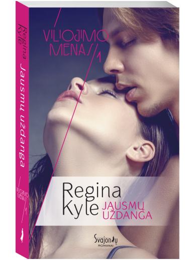 Regina Kyle. Jausmų uždanga (1 knyga)