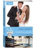 Sarah Morgan. Kvietimas nusidėti (2 knyga)
