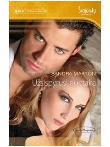 Sandra Marton. Užsispyrusi nuotaka