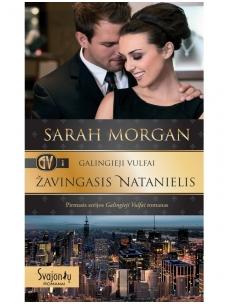 Sarah Morgan. Galingieji Vulfai. Žavingasis Natanielis (1 knyga)