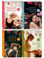 Sherryl Woods. Rožių sodas (4 knygos)
