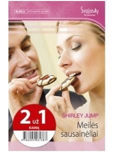 Shirley Jump. Meilės sausainėliai