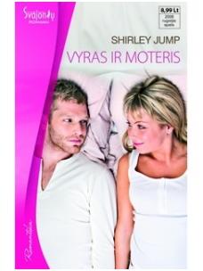 Shirley Jump. Vyras ir moteris