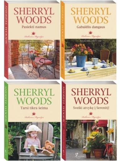 Sherryl Woods. Puikiosios magnolijos 2