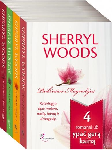 Sherryl Woods. Puikiosios magnolijos