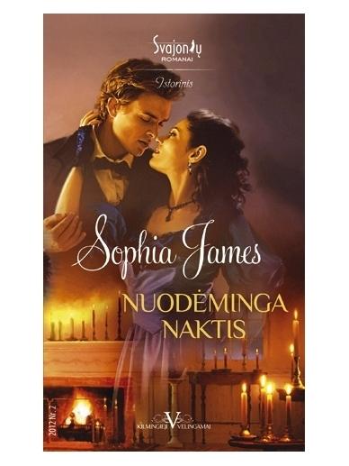 Sophia James. Nuodėminga naktis (2012 Nr.2)