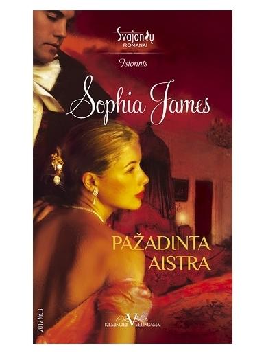 Sophia James. Pažadinta aistra (2012 Nr.3)