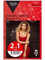 Stefanie London. Pavojingi ryšiai (2018 spalis–gruodis)