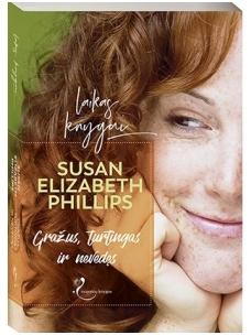 Susan Elizabeth Phillips. Gražus, turtingas ir nevedęs