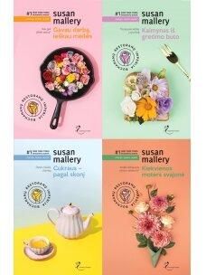 Susan Mallery. Buchananų restoranų imperija (4 knygos)