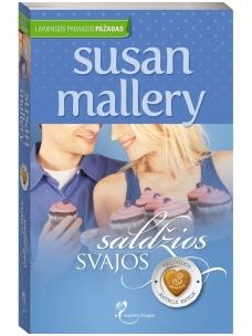 Susan Mallery. Saldžios svajos (2 knyga)