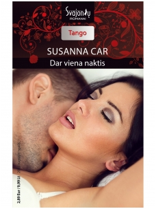 Susanna Car. Dar viena naktis (2015 rugsėjis–spalis)
