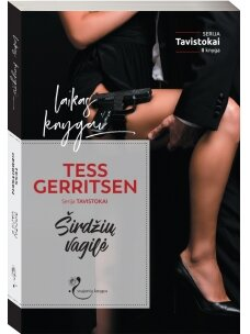 Tess Gerritsen. Širdžių vagilė